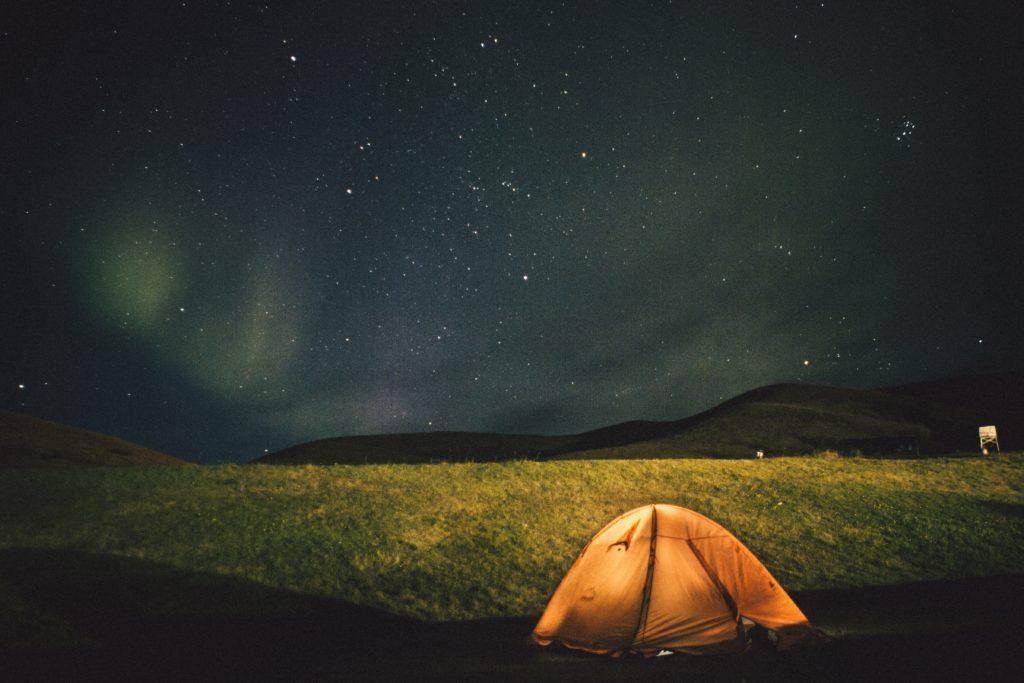 絶景を見ることができるキャンプ場4選