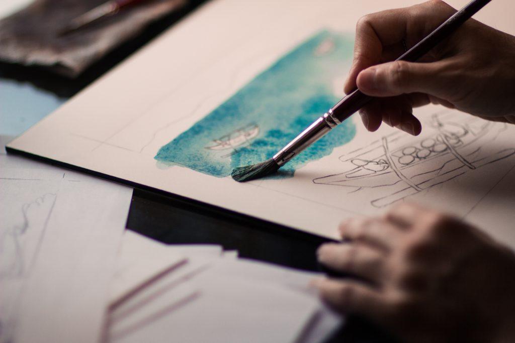 キャンプで絵を描こう!絵描きが楽しくできるポイントとは?_7