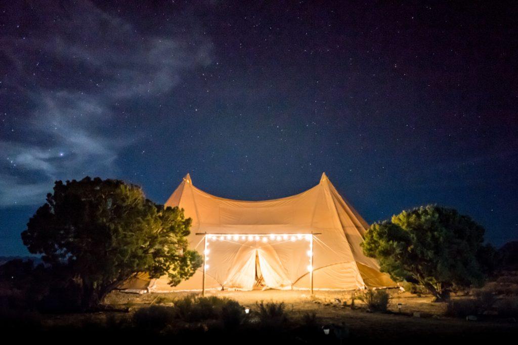 奥多摩のキャンプ場にゴージャスなグランピング施設があった!_1