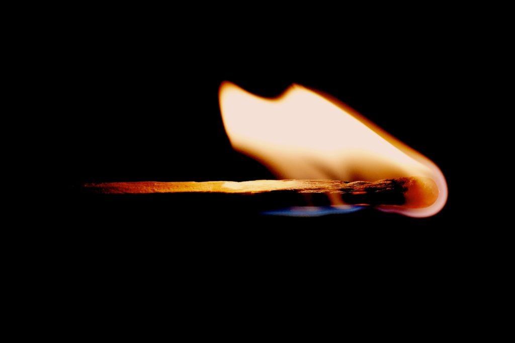 焚き火で焼き芋を一番おいしく作る方法!_3