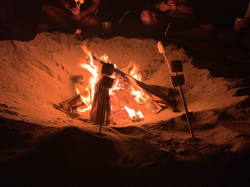 焚き火で活用できるリフレクターの簡単自作方法の紹介!_1