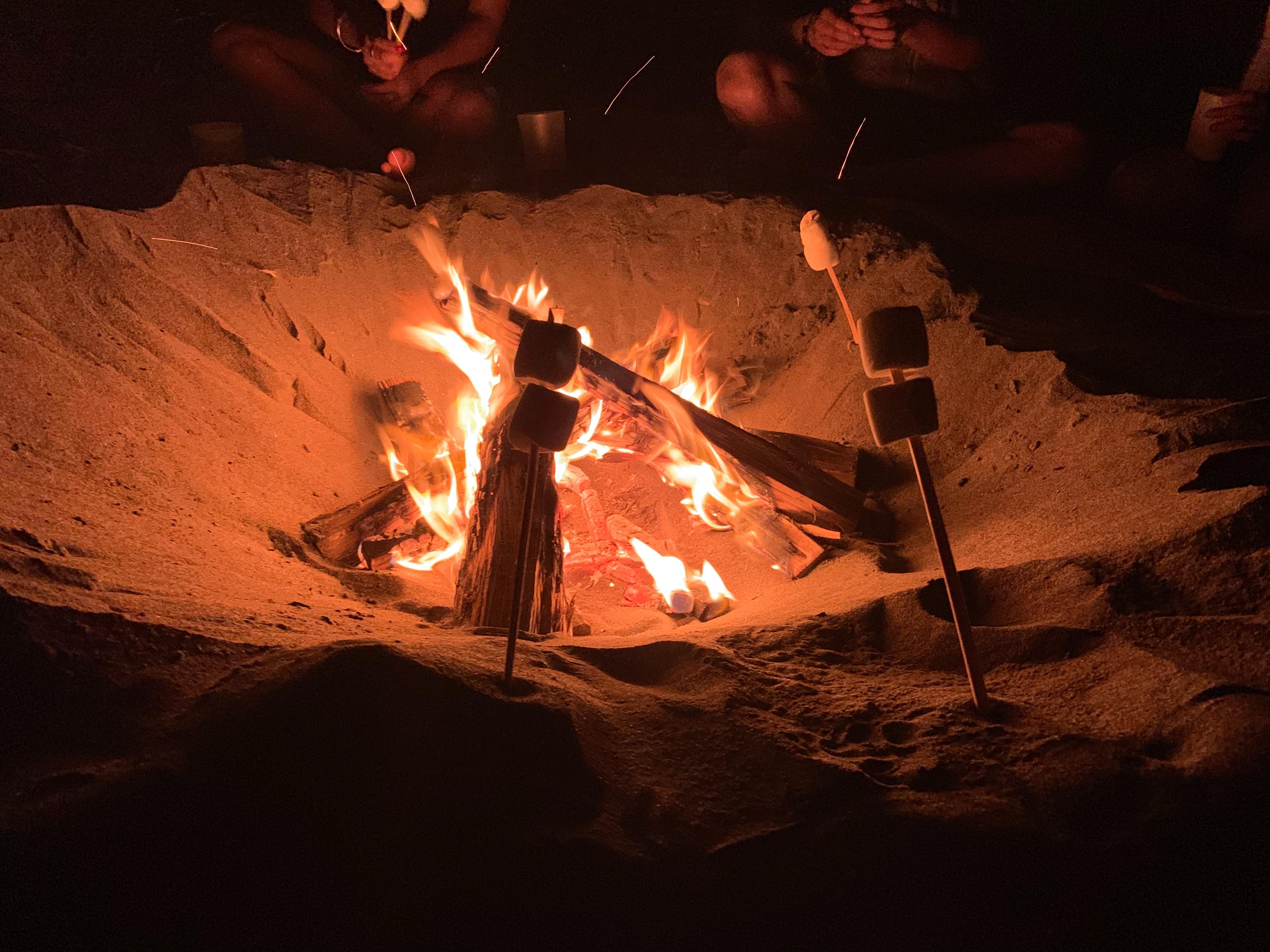 焚き火で活用できるリフレクターの簡単自作方法の紹介!