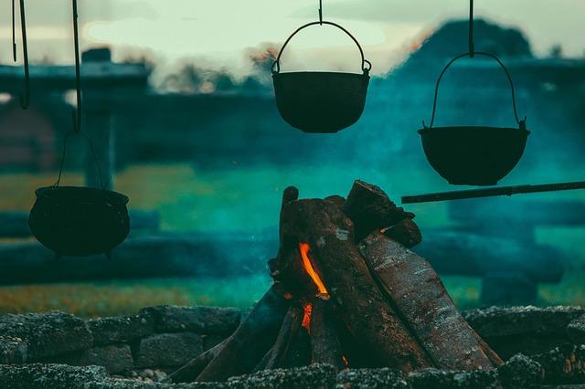 基礎から学ぶ焚き火のやり方!_1